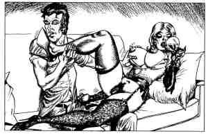 Salón y fetichismo